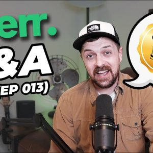 Fiverr Questions & Answers (Ep 013) with Fiverr Top-Rated Seller Joel Young
