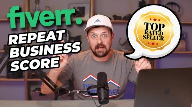 Increase Your Fiverr Repeat Business Score with Fiverr Top-Rated Seller Joel Young